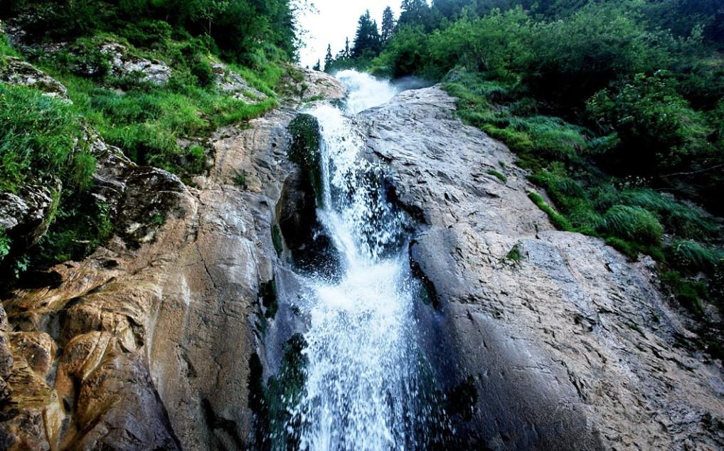 Cascada Cailor, Munții Rodnei