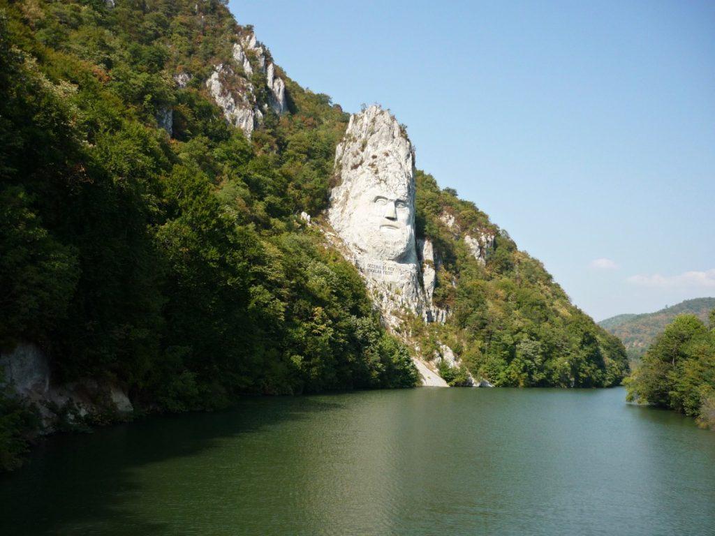 Cazanele Dunării – Dubova, județul Mehedinți