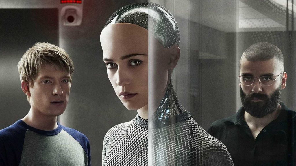 Filme SF - Ex Machina - anul 2014