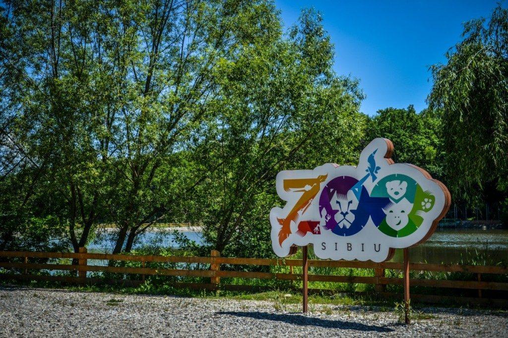 locuri de vizitat în Sibiu - Grădina Zoologică Sibiu