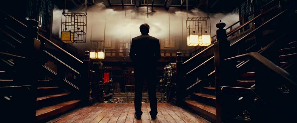 Film SF - Inception - anul 2010