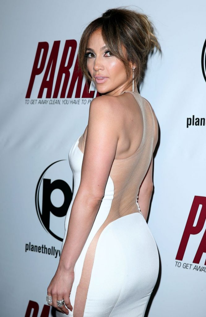 J Lo, in 2013
