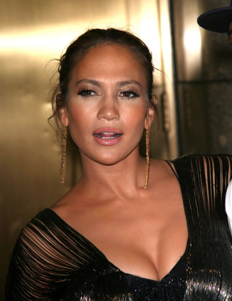 Jennifer Lopez, in 2007