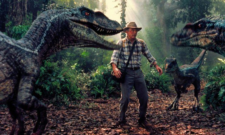 Film SF - Jurassic Park - anul 1993