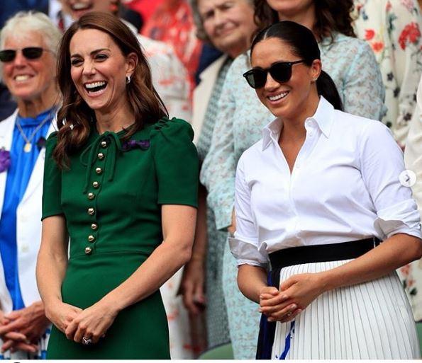 Kate Middleton, mesaj emoționant pentru Simona Halep după succesul de la Wimbledon