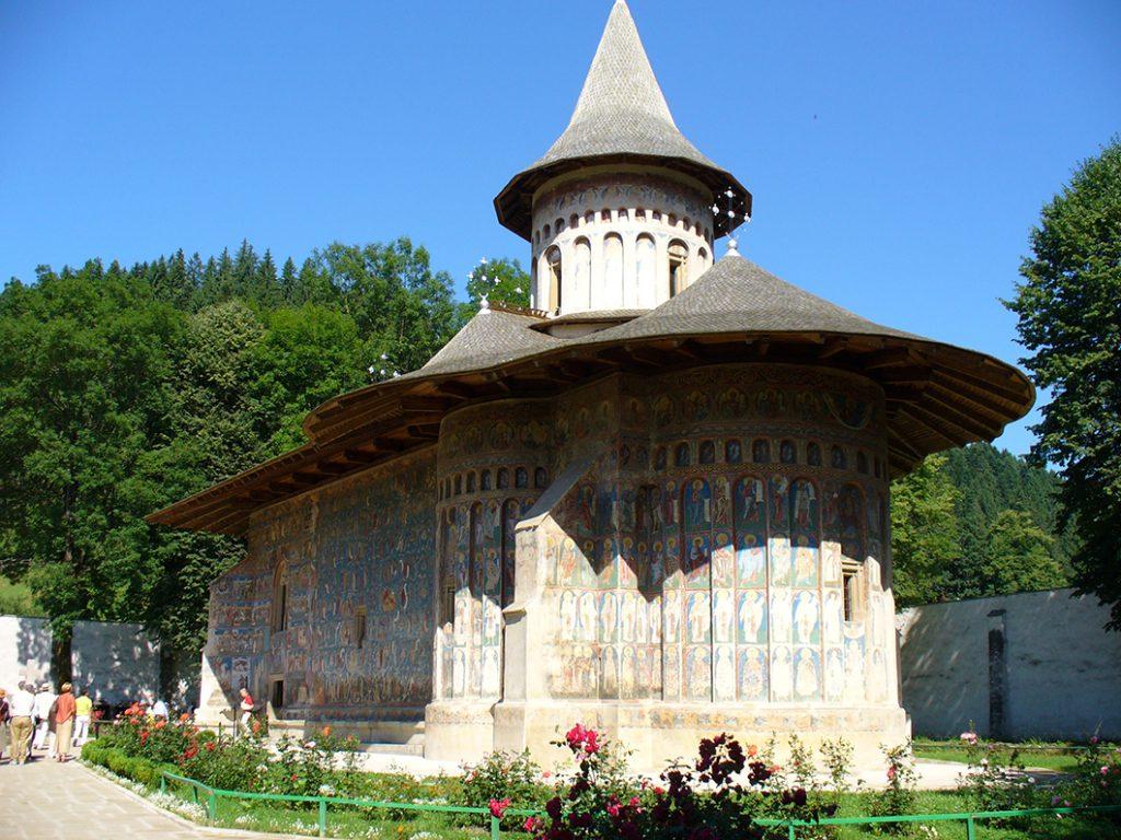 Mănăstirea Voroneț, Gura Humorului, județul Suceava