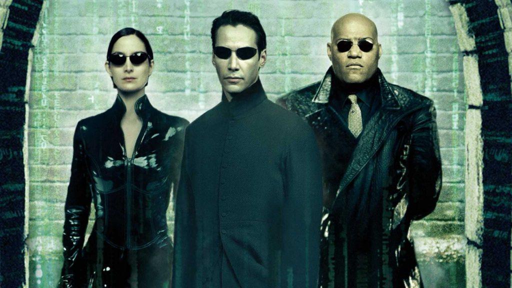 Filme SF - Matrix Reloaded