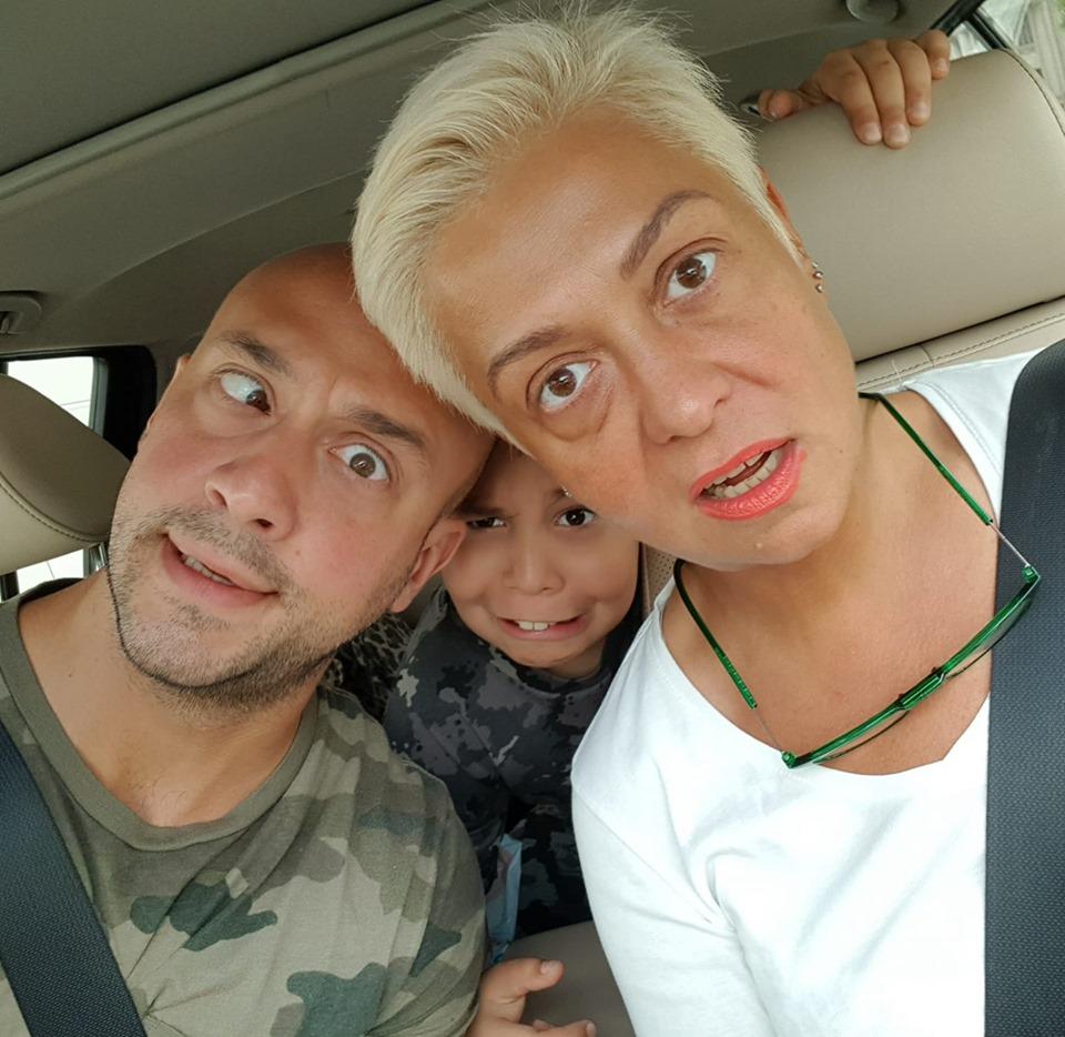 Monica, Alexandru si Aviv