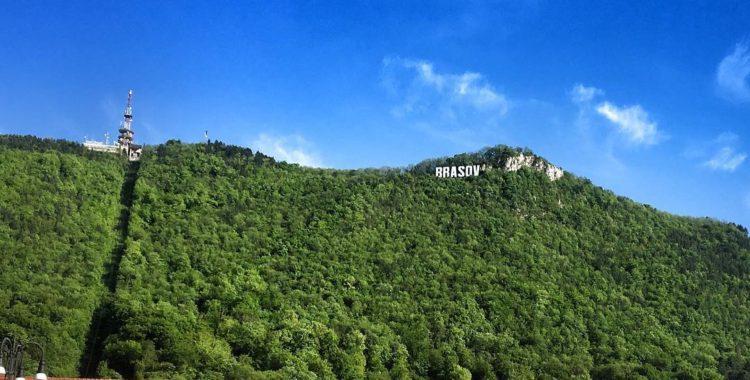 Obiective turistice in Brașov - Muntele Tâmpa