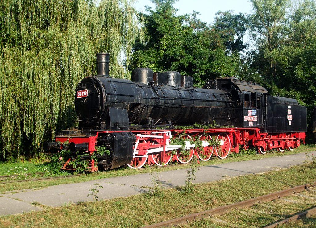 locuri de vizitat în Sibiu - Muzeul Locomotivelor cu Abur, Sibiu