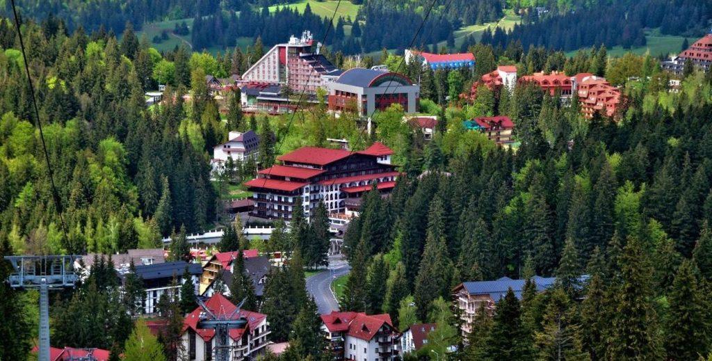 Obiective turistice in Brașov - Poiana Brașov - cea mai renumită stațiune montană din România