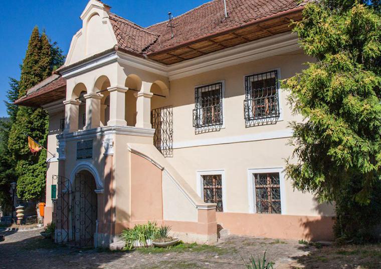 Obiective turistice in Brașov - Prima Școală Românească - cel mai frumos muzeu din Brașov