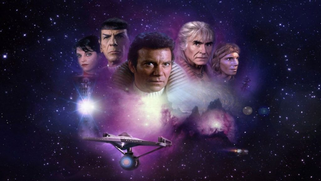 Filme SF Star Trek II: The Wrath of Khan - anul 1982