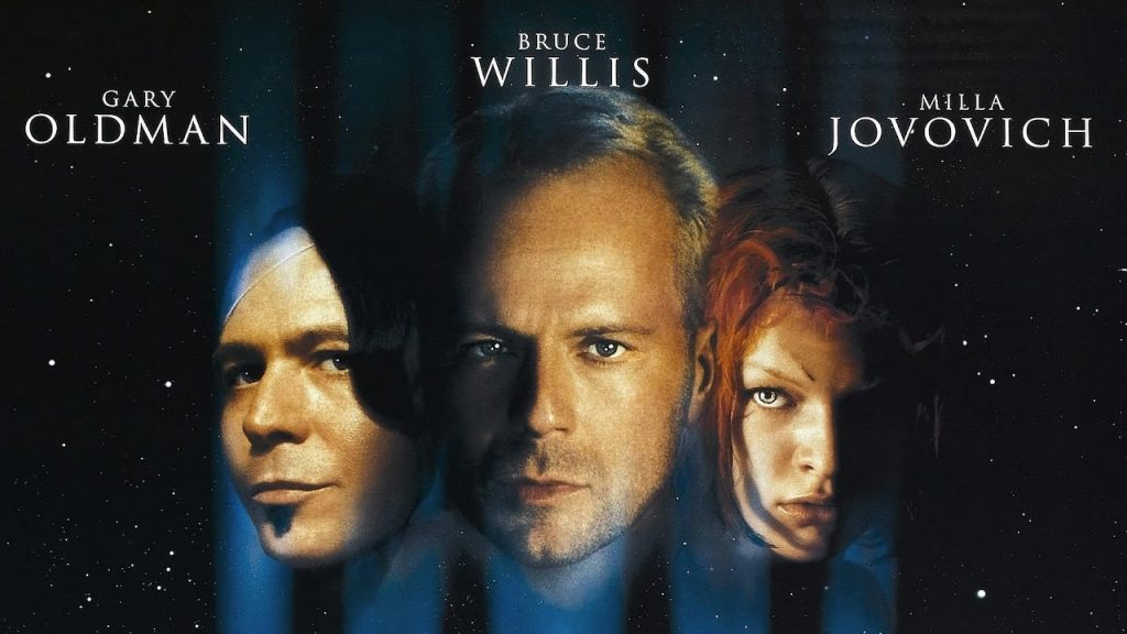 Filme SF The Fifth Element anul 1997