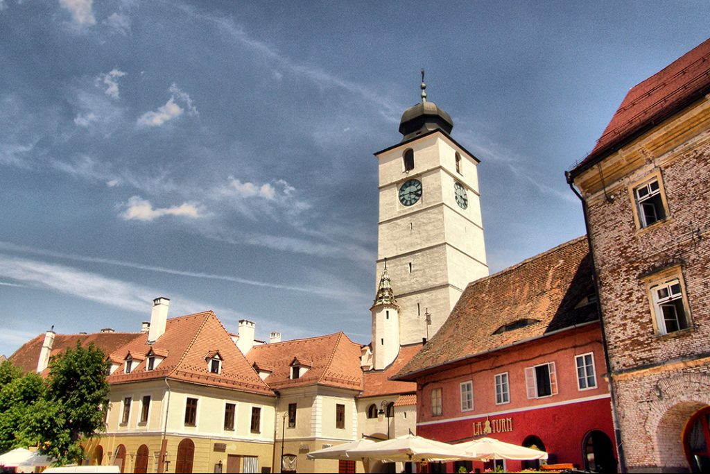 Turnul Sfatului, Sibiu