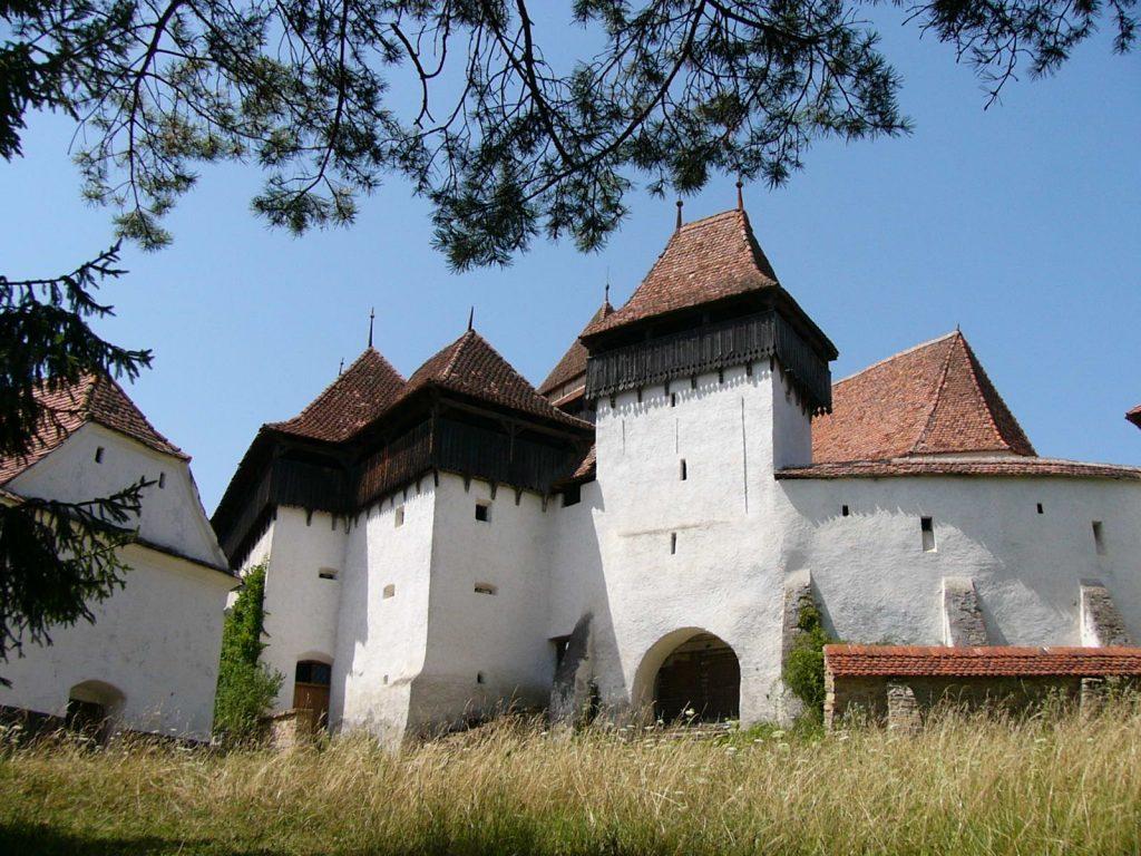 Obiective turistice in Brașov, Satul Viscri - satul prințului Charles