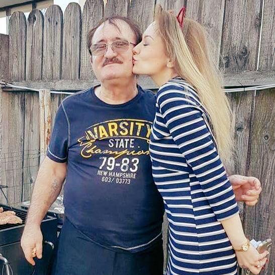 Cum arată fiica lui Cornel Palade după ce a slăbit 40 de kilograme. Transformarea este spectaculoasă: Nu eram fericită. Am reușit să spun nu și asta m-a salvat