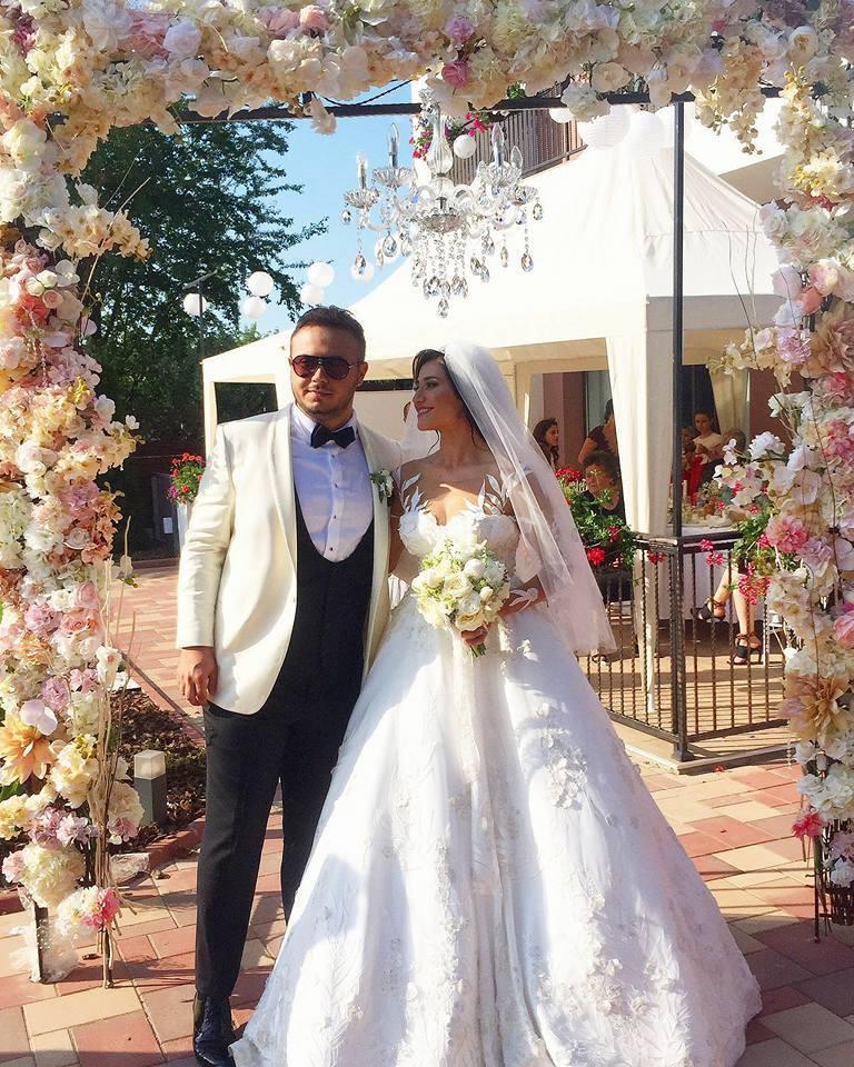 Prima reacție a lui Gabi Bădălău după ce Claudia Pătrășcanu a anunțat că divorțează și și-a acuzat soțul de abuz și infidelitate