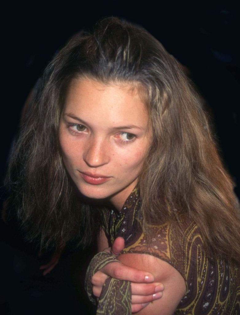 kate moss, in 1997
