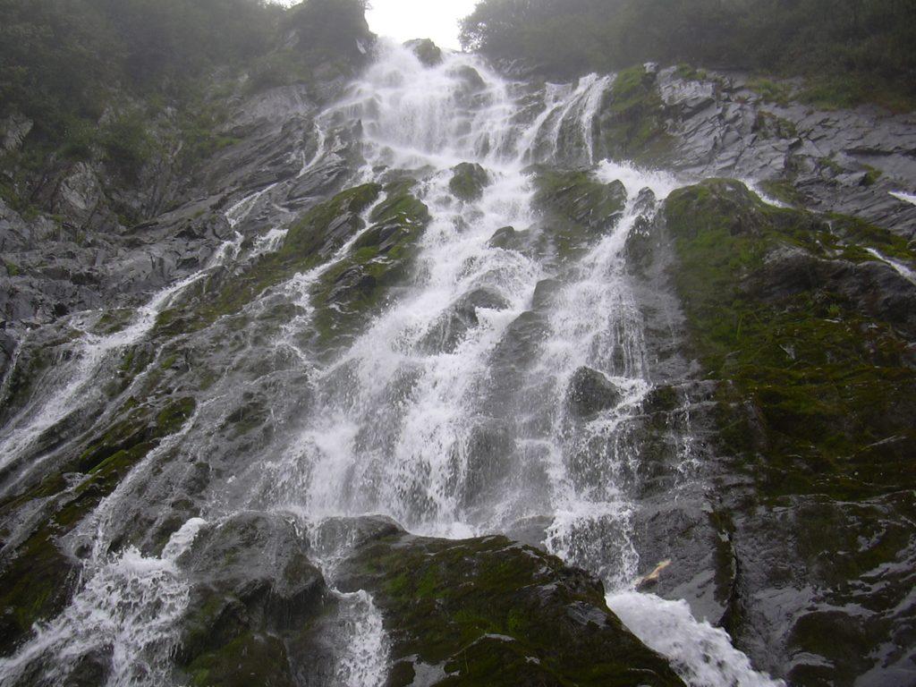 Cascada Bâlea din România