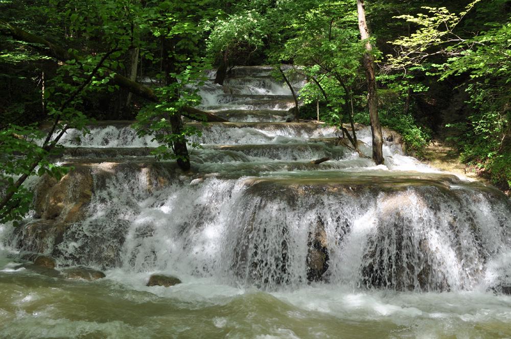 Cascada Beușniței din România