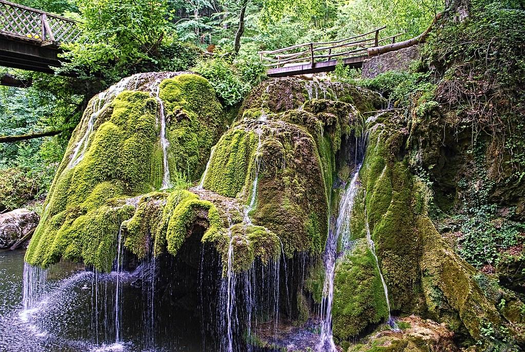 Cascada Bigăr - cea mai spectaculoasă cascadă din România