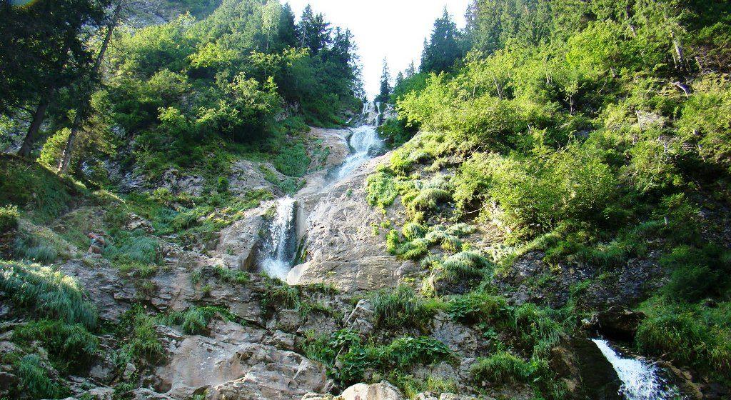 Cascada Cailor din România