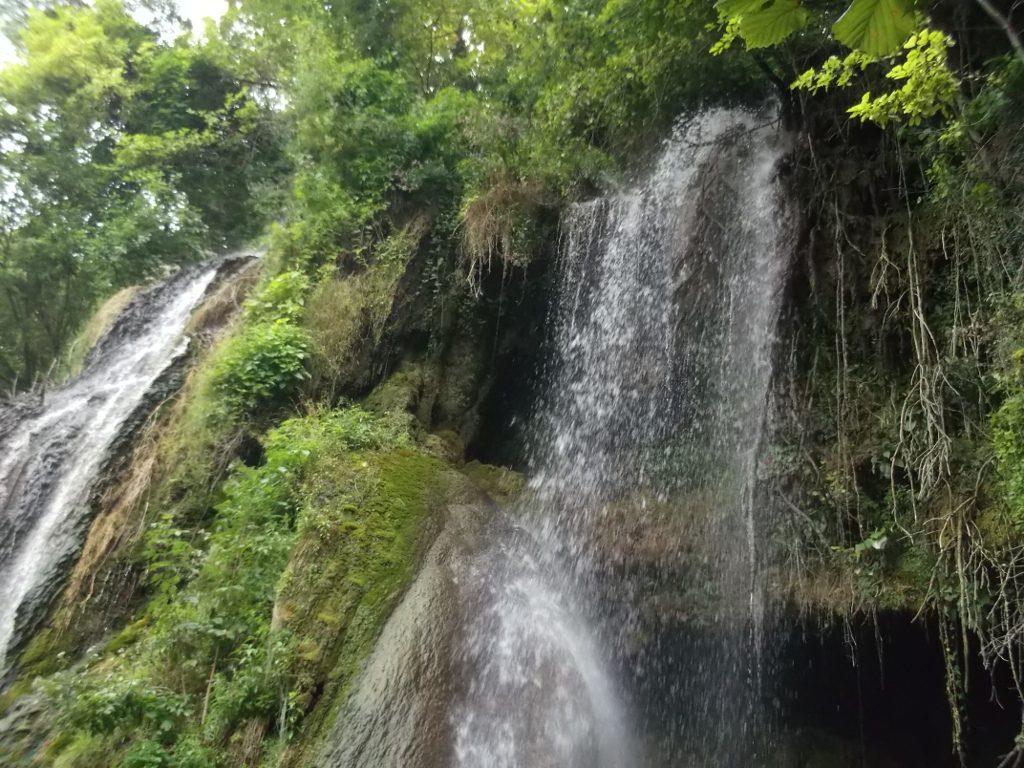 Cascada Clocota din România