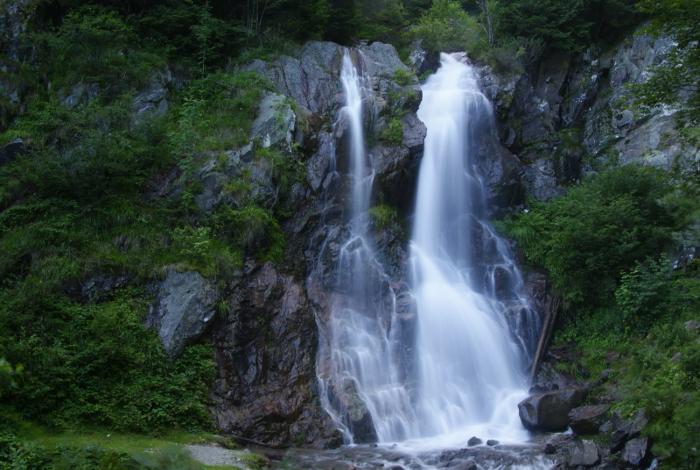 Cascada Vârciorog din Româania