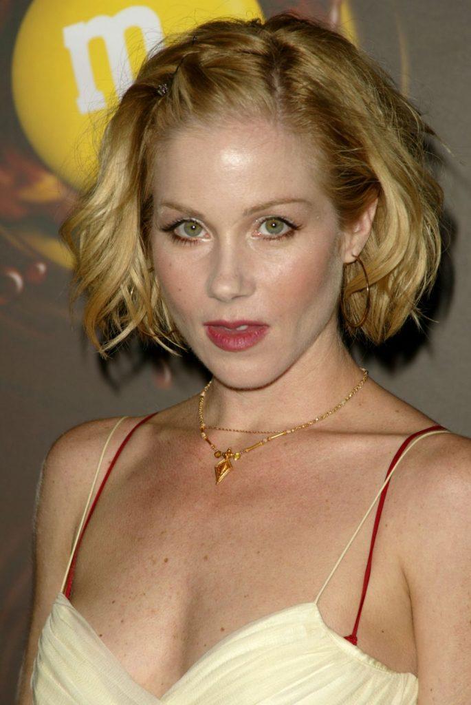 Christina Applegate in 2004, la 6 ani de la terminarea serialului