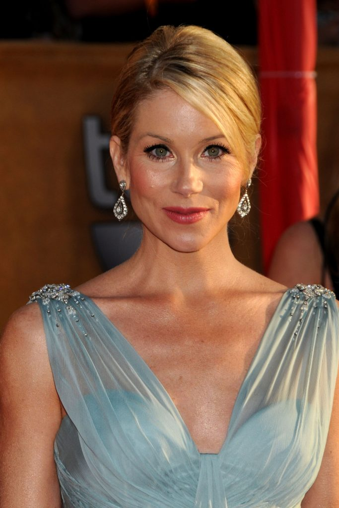 Christina Applegate, in 2010