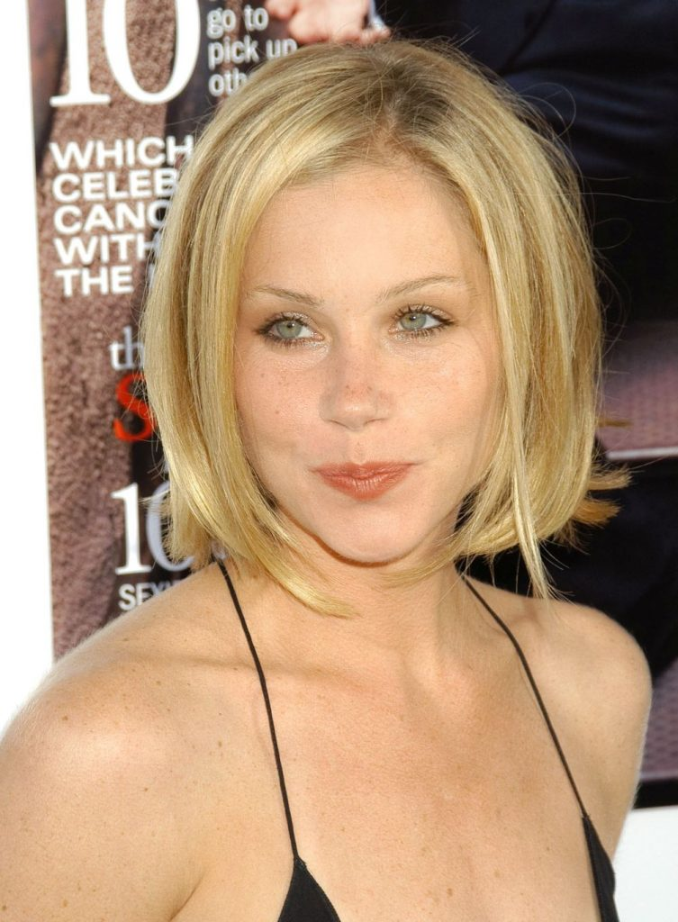 Christina Applegate, o copila in 2003