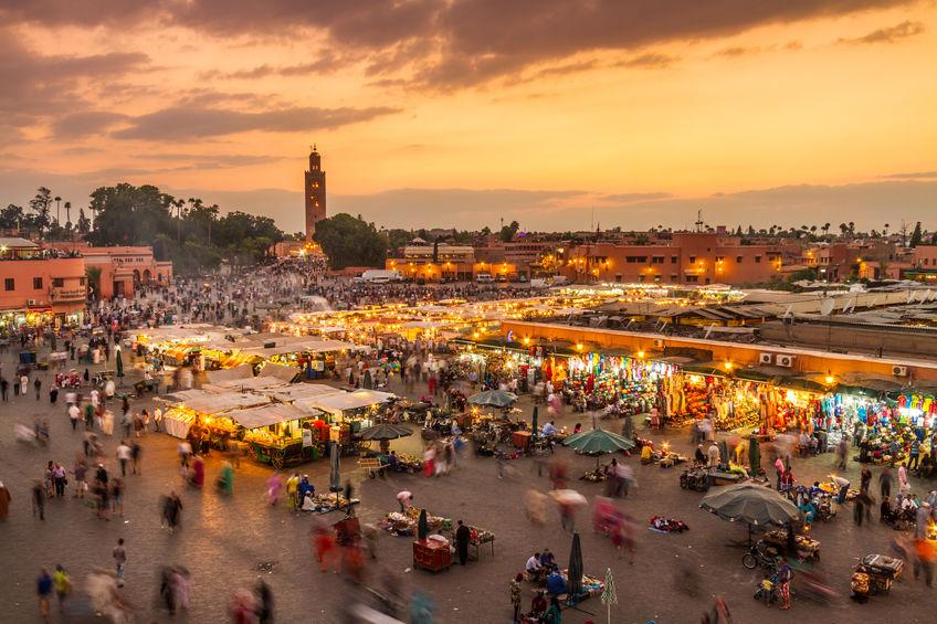 Destinații perfecte pentru un city break toamna: Marrakesh