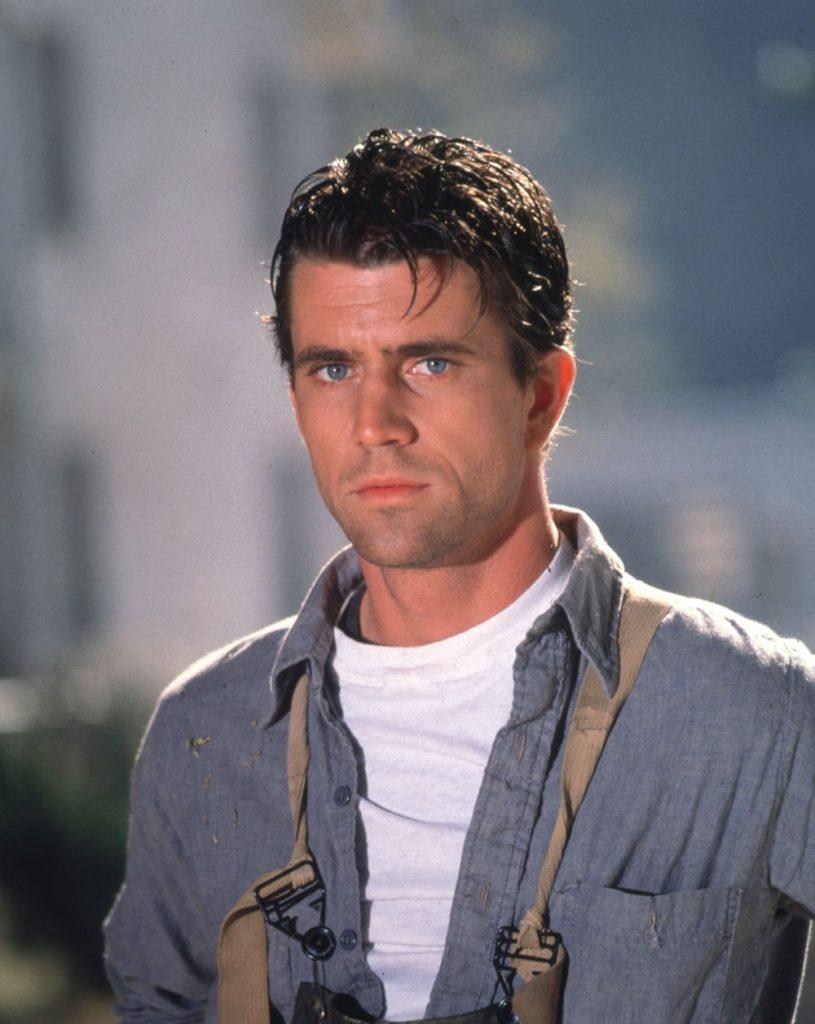 Mel Gibson, in 1984