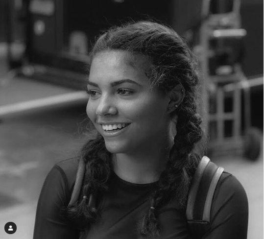 Alexandria, anul trecut, la 18 ani