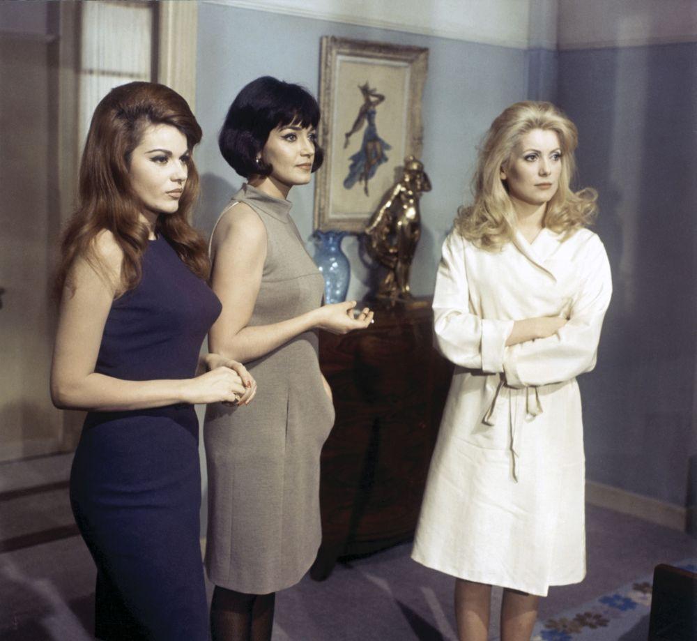 Catherine Deneuve, in Belle de Jour, 1967
