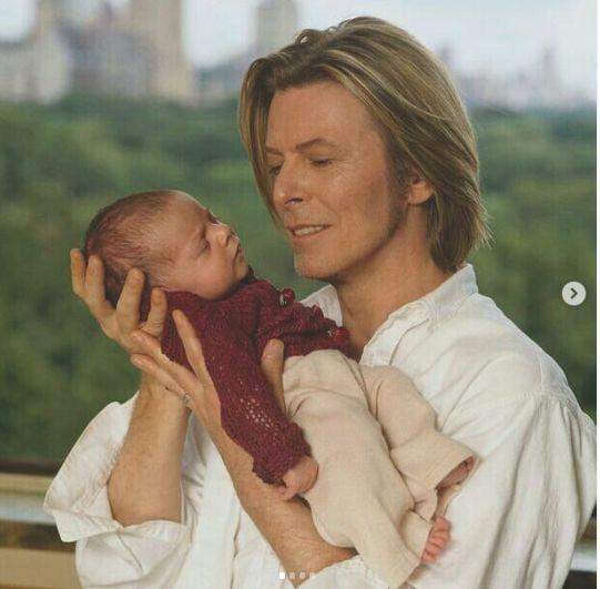David Bowie si Iman au incercat timp de 7 ani sa devina parinti
