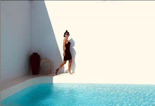 Grecia e cadrul ideal pentru poze