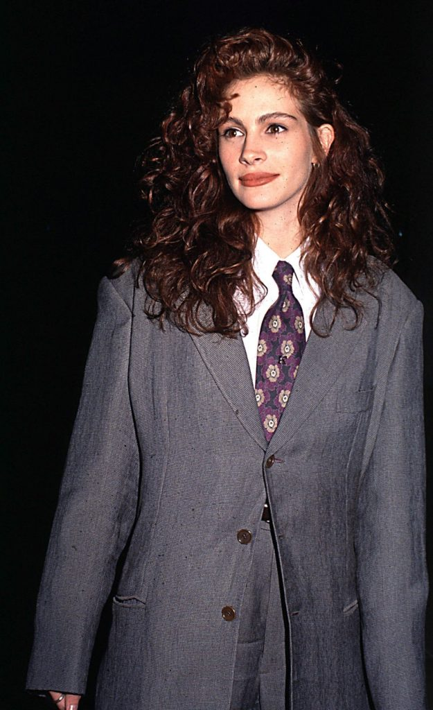 Julia Roberts in 1991