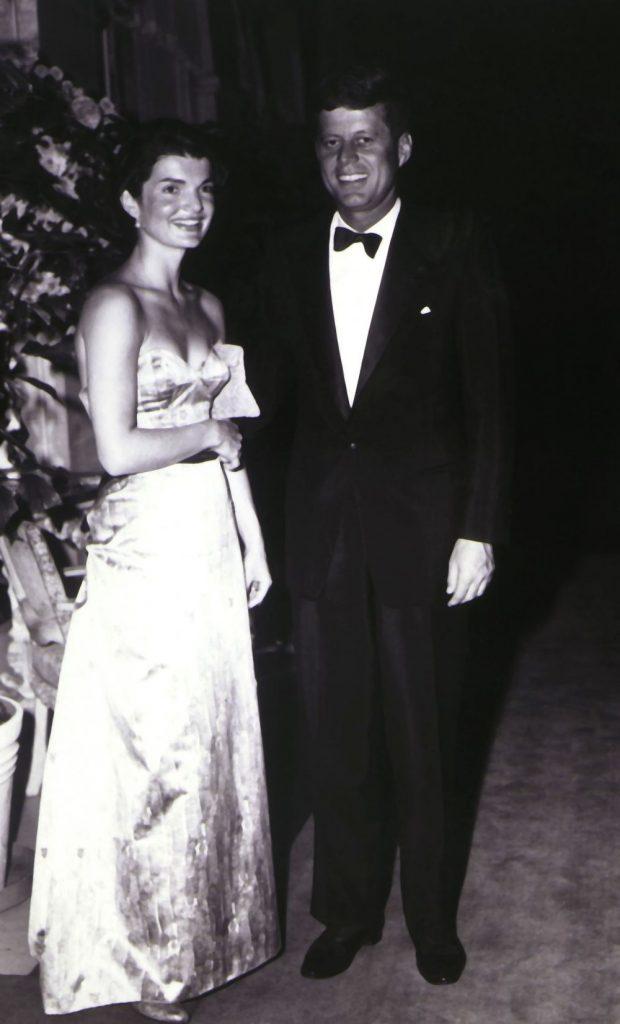 familia prezidentiala, in 1956