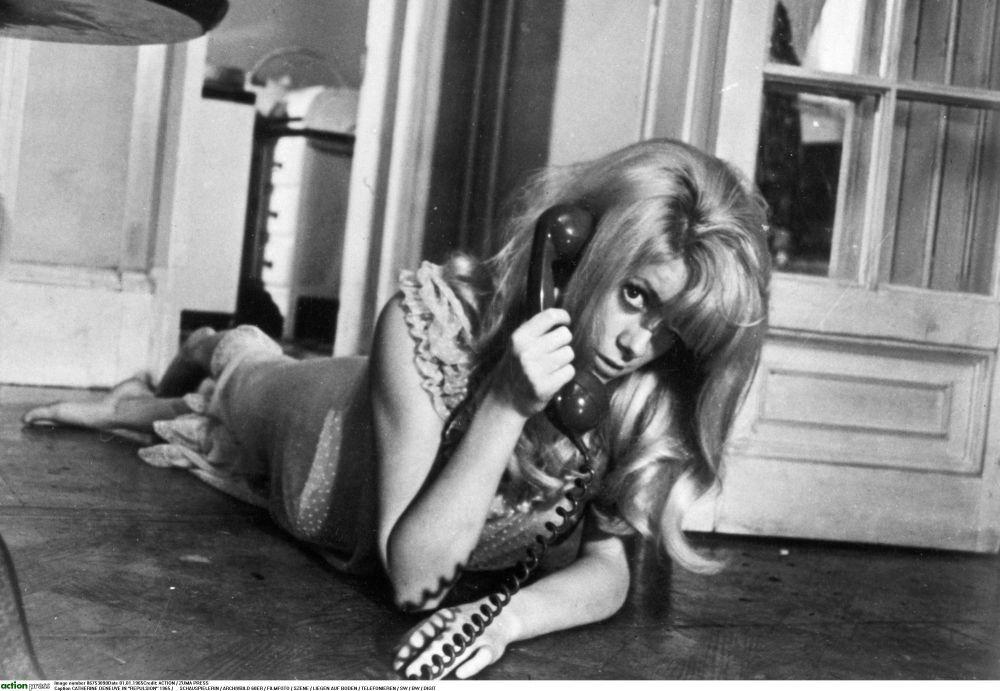 in 1965, in Repulsion