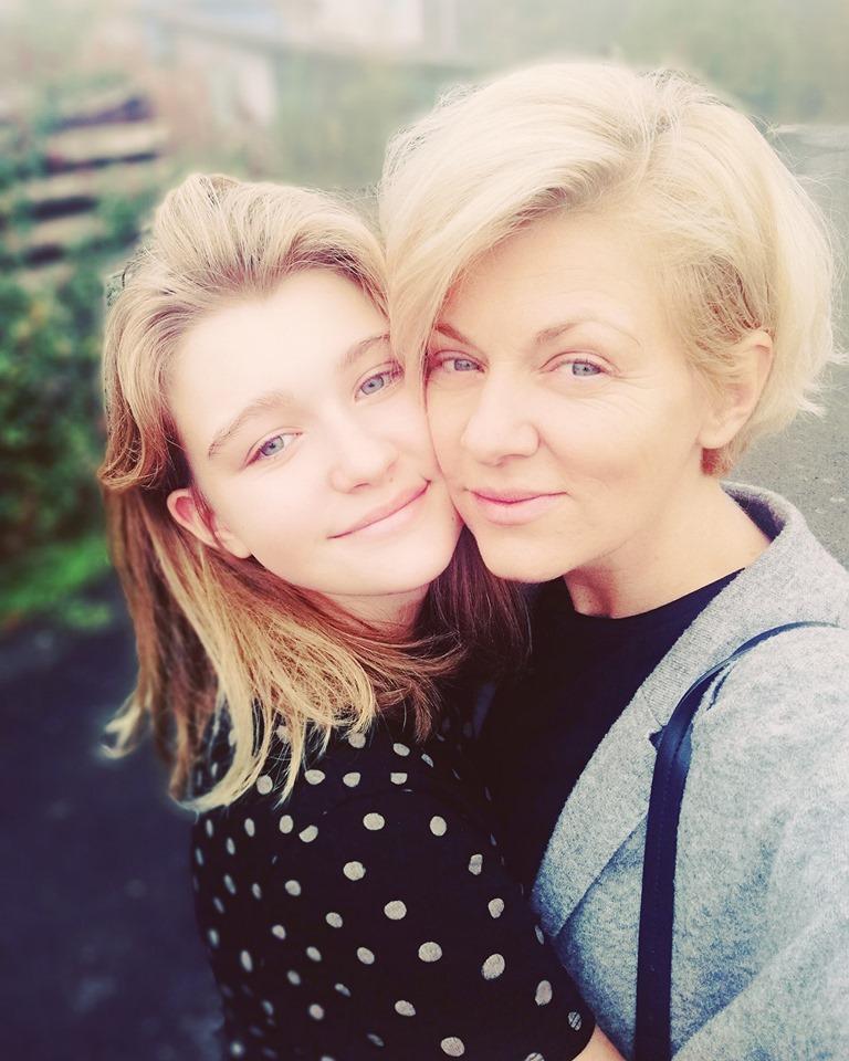 mama si fiica, Sofia