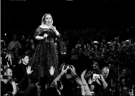 vechea Adele