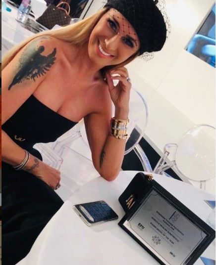 Anamaria Prodan e mama a trei copii
