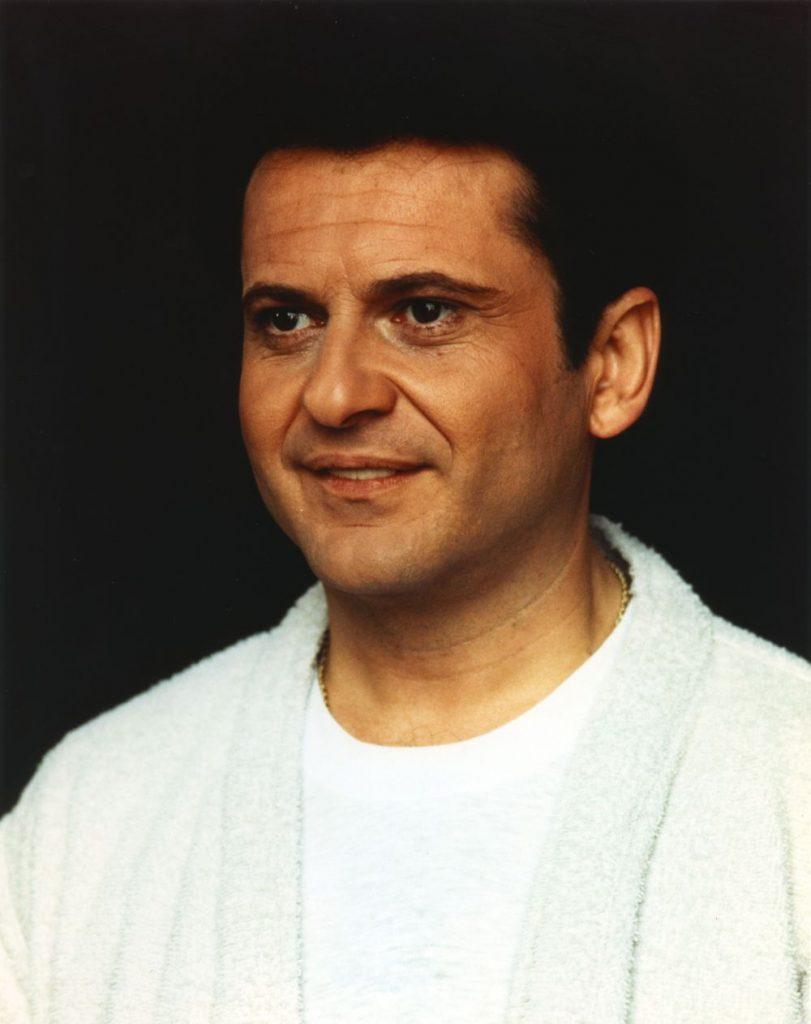 Joe Pesci, in tinerete