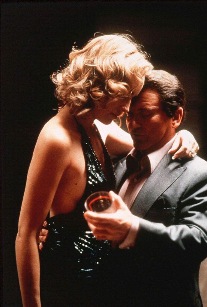 cu Sharon Stone, in Casino, 1995