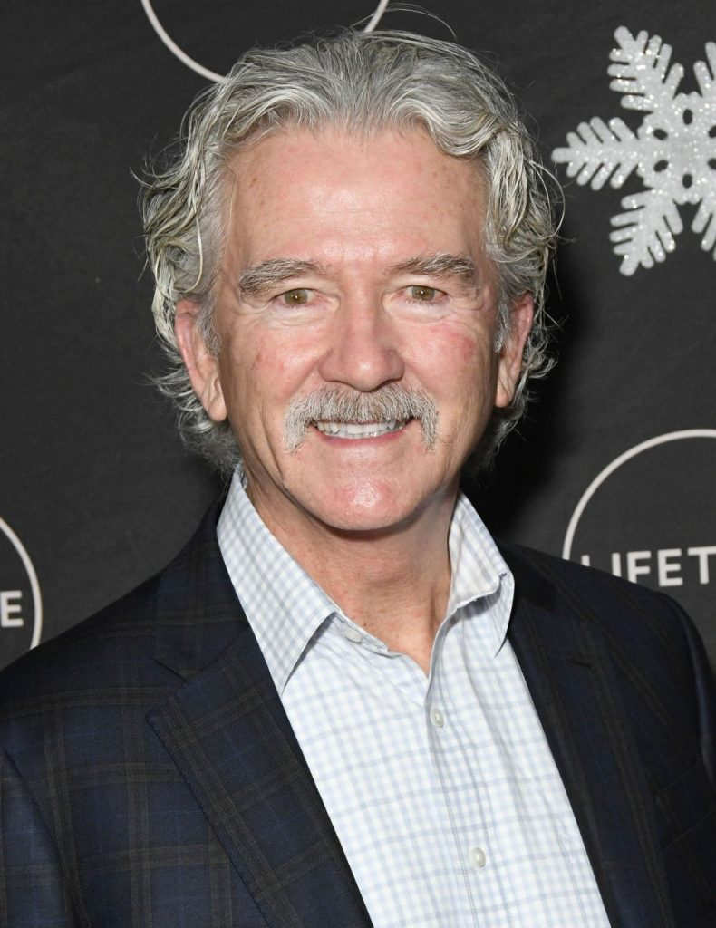 patrick Duffy, in luna octombrie a acestui an