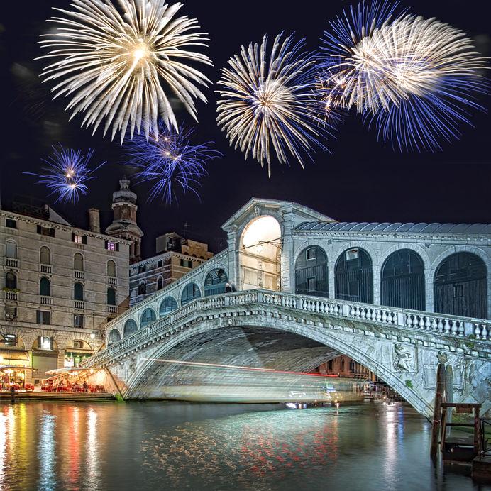 Destinații romantice pentru Revelion: Veneția îndrăgostiților