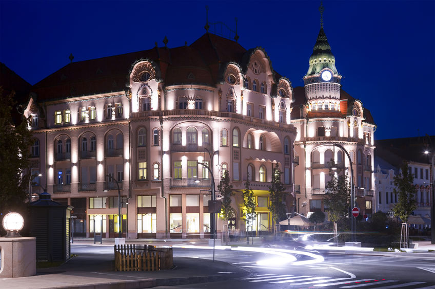 Destinații romantice pentru Revelion: Oradea, Viena de România