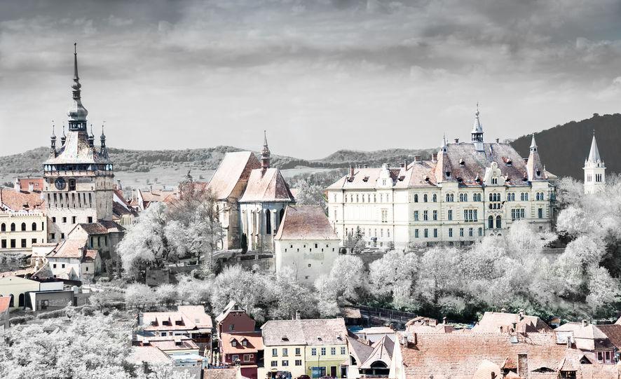 Destinații romantice pentru Revelion: Banchet medieval la Sighișoara